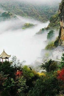 4月18-19日周六日安康南宫山、天书峡两日休闲游