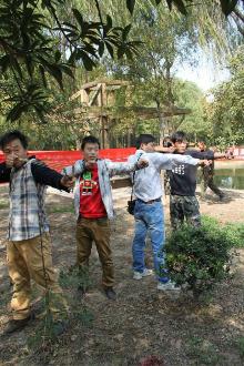 上海浦东高桥弹弓交流赛