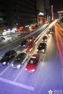 水悦城--练习拍摄光轨
