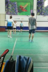 襄城农校打球