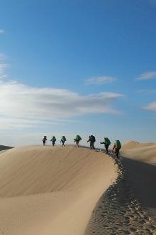 5月16~17日奈曼沙漠穿越露营活动召集