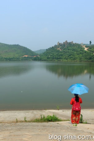 衡南县青峰湖休闲/摄影一日游
