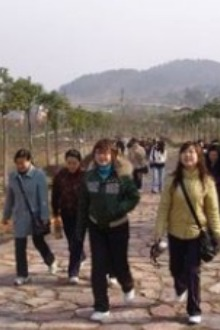 2015清明节农历4月17马亓山郊游
