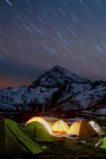 巴谷多雪山观景露营两日行