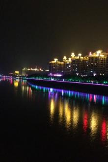 环金鸡湖徒步
