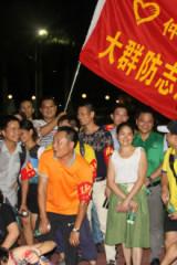 (第187次)逢周二周四夜晚徒步陈江志愿者巡防活动