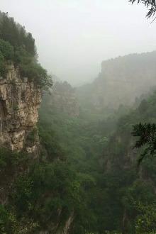 12.4(周日)龙洞-月牙山-黑峪-朱凤山-白云山