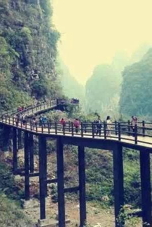【寻趣户外】元月15日徒步阳朔状元步道行摄遇龙河