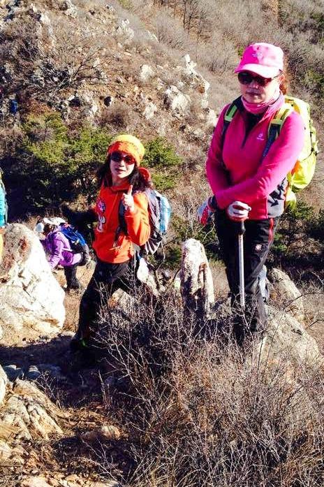 2015年3月28日小平岛-龙王塘爬山活动