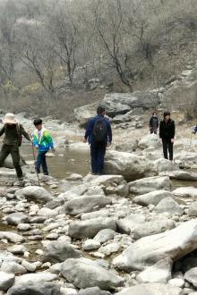3月26日关山国家地质公园一日纯游玩