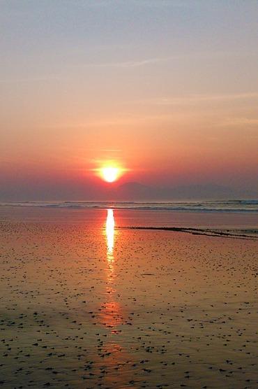 6月18-19日 蓝袍湾看拉网捕鱼,河北后滩游泳