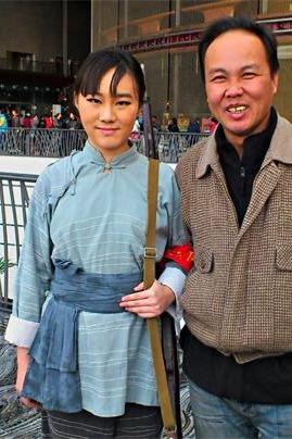 7月21-27日——游北京,做演员跑龙套