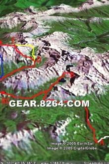 〈感受冰雪魅力探访马牙雪山〉徒步登顶摄影