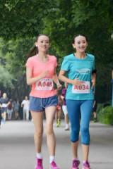春天的脚步!——快乐跑吧半程马拉松走近杨家橫水库!