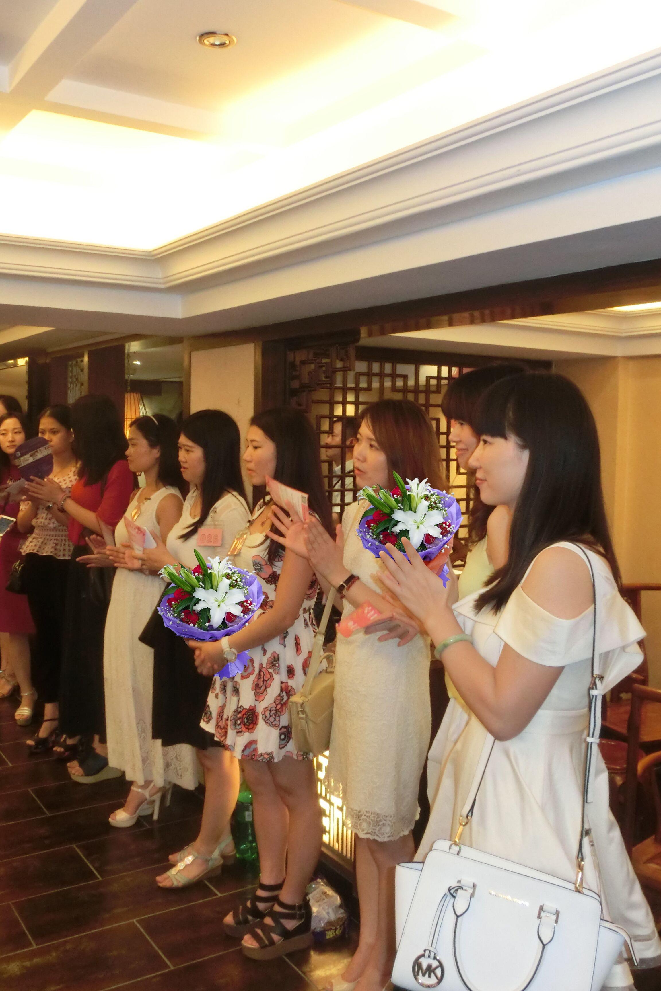 4月17号深圳高品质大型单身相亲交友活动