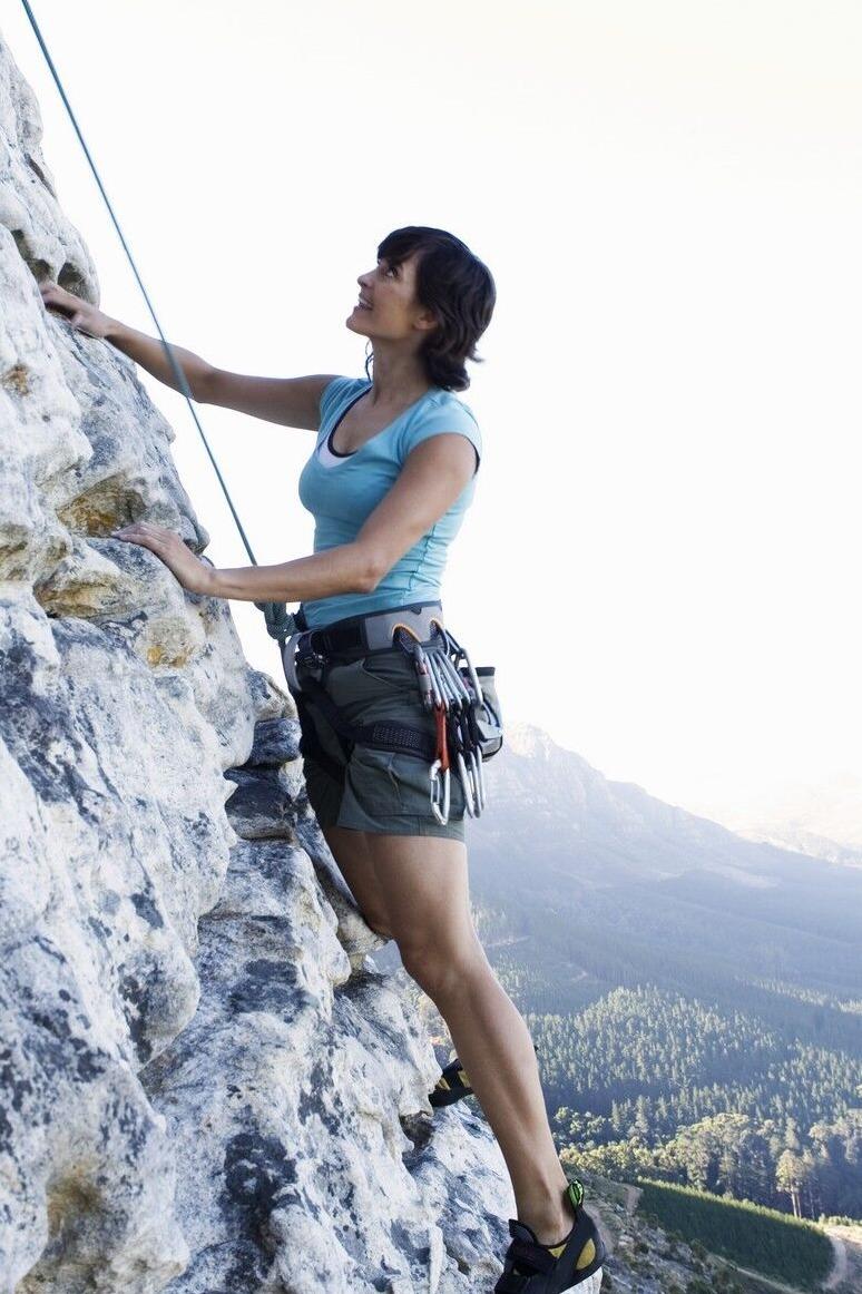 4月19日常山青石户外攀岩活动