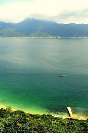 三门岛听海观潮露营,登高远眺、海边烧烤