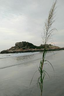 狮子岛海岸线穿越