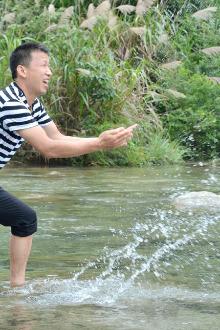 19号周日神仙谷漂流,水上世界一日游