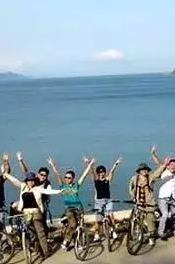 9.4-9.5露营在沙滩上,骑行在中国最美海岸线...