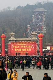 感受最纯正汉文化——永城芒砀山一日游