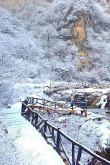 AA约伴2月1日周日出行山西凤凰欢乐谷冰雪世界
