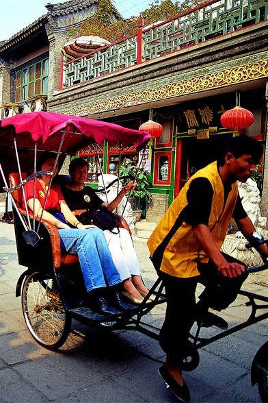 穿行老北京胡同,来一场说走就走的人文之旅