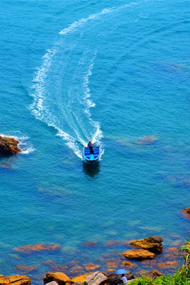 周末时光,跟我们一起穿越最美海岸线-东西冲