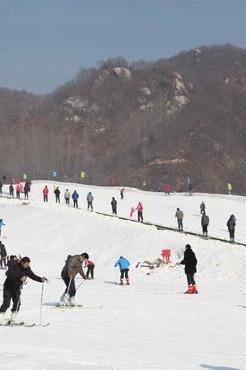 2015.12.12-13河南滑雪+温泉 两日游