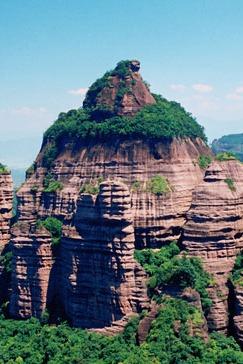 丹霞山,南华寺,2天一夜游
