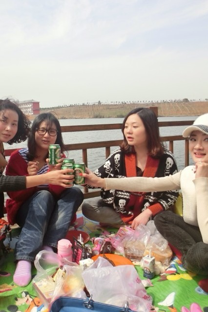 荆州同城-非诚勿扰交友群-春游