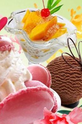 7.30 清凉东城金茂悦DIY冰淇淋