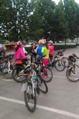 每天下午骑行洺关,佛光寺,明山,红山游玩