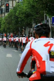 遵义自行车车友会遵义闪电骑士会周六骑行活动公告