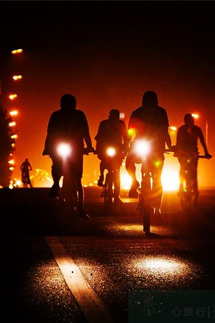 夜骑南京城—-固定每周四晚,19:00
