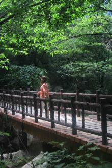 2016年5月28日神灵寨游山玩水嗨起来