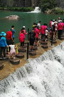 2016年7月17日宝泉秘境一天游山玩水