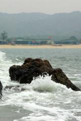惠州黄金海岸线(霞涌)烧烤露营