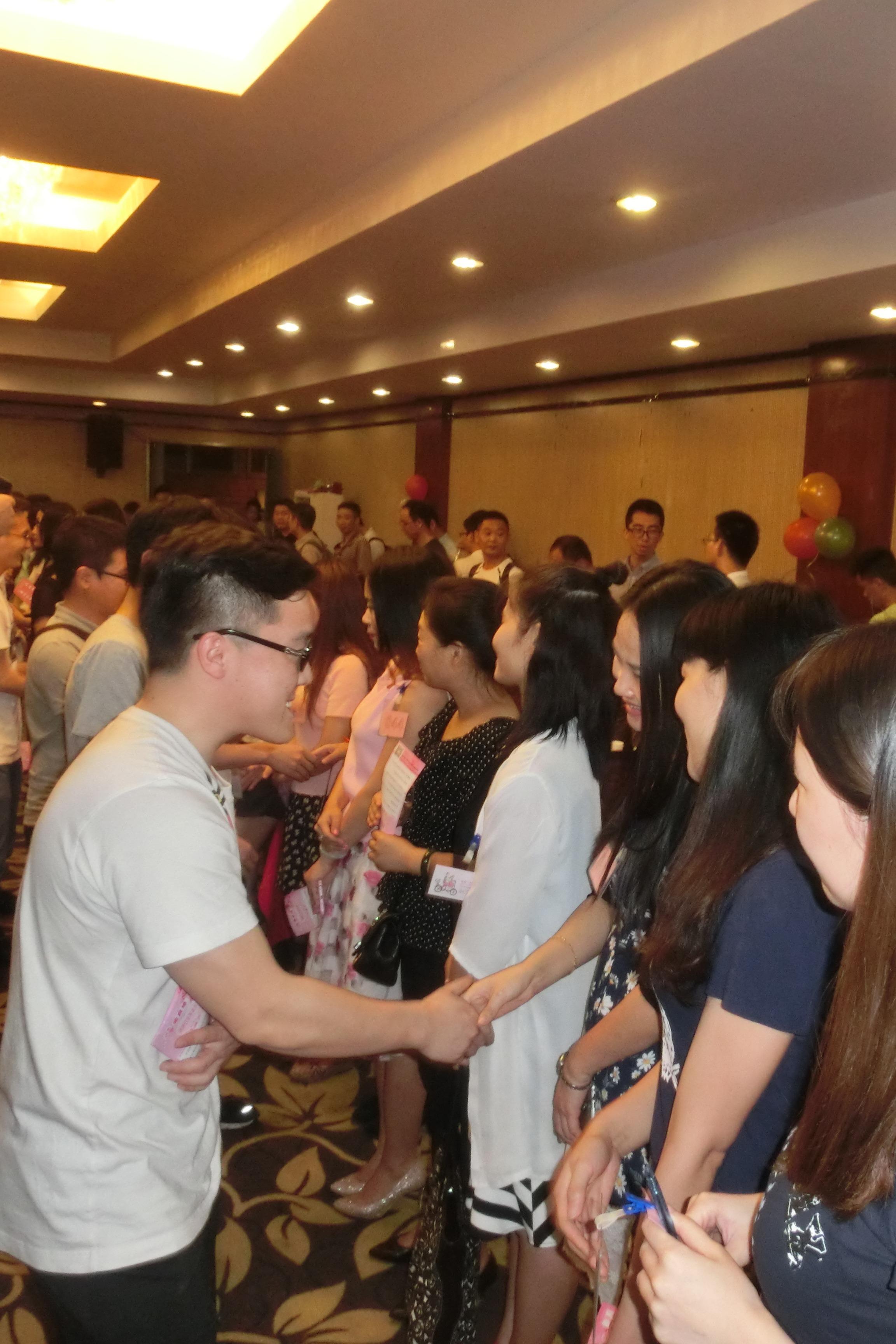 圣诞派对——深圳高品质单身交友活动