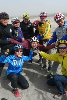 【骑迹单车俱乐部】三月二十八日赏杏花骑行活动