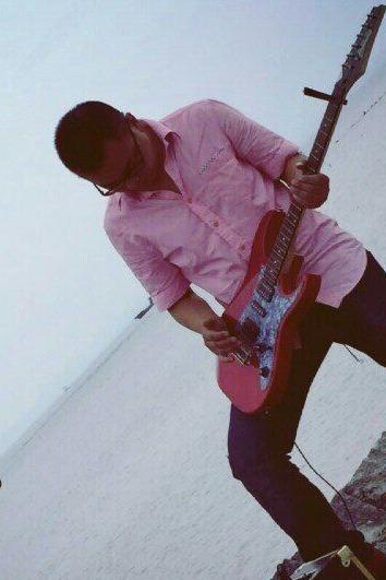 户外吉他弹唱交流聚会