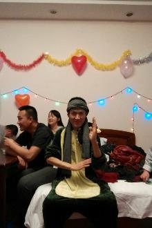 哈尔滨游乐场欢乐聚会