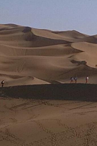 【蓝色梦想户外】3月28日周六库木塔格沙漠一日滑沙活动