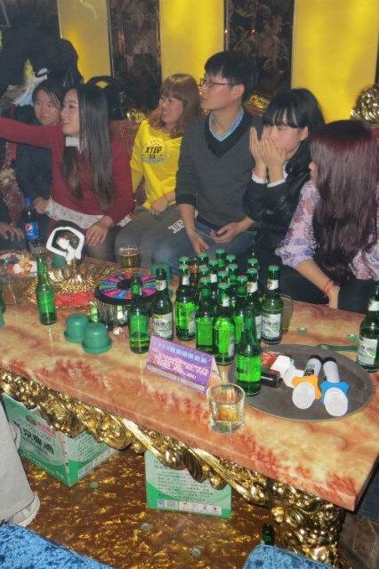 4月8号大型交友party
