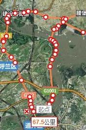 江北乡间骑行户外2016年6月4日