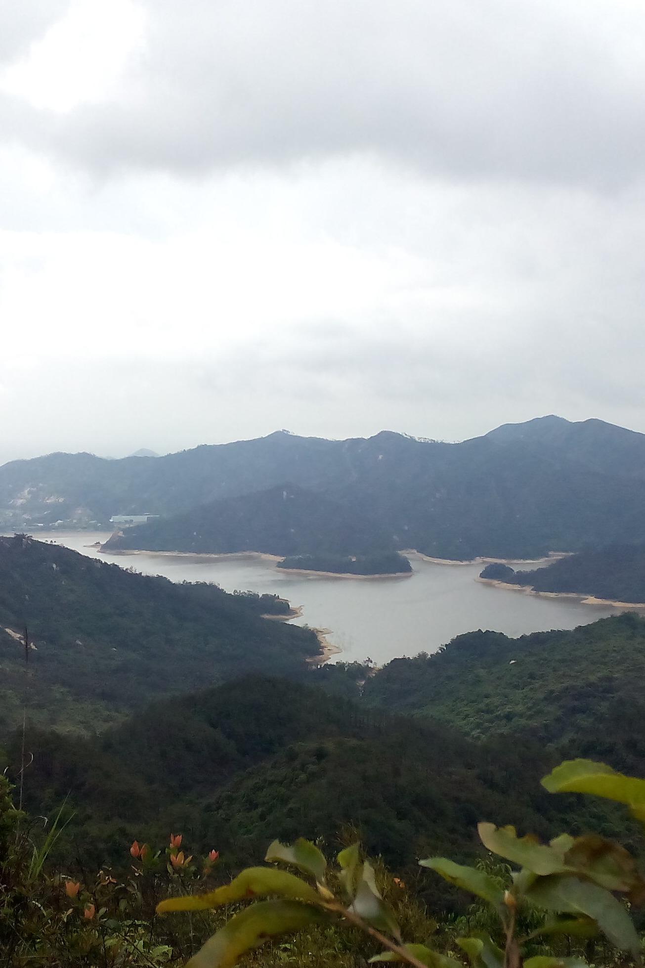 9月20日周日,凤凰山大南山爬山