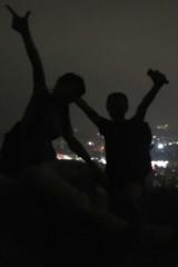 6.30:月底夜爬白云山摩星岭-感受山中美