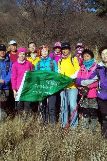 2015.01.10(周六)旅顺小孤山水库环绕