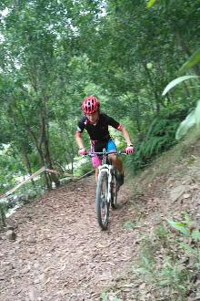 2016年12月4日黑骑士单车俱乐部越野邀请赛
