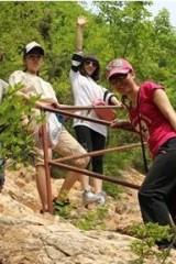 沣峪口爬山 (5月8日周日)